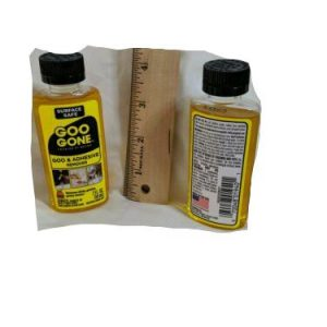 Goo Gone Original – 2 Oz Surface Safe Adhesive Remover 2 pack