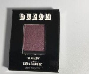 Buxom Single Eyeshadow Bar 0.05 oz / 1.4 g Wild Nights (Shimmering Sugar Plum)