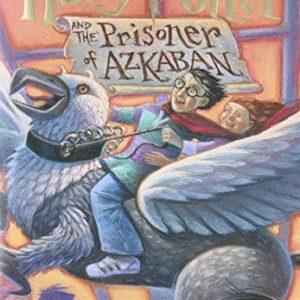 Harry Potter And The Prisoner Of Azkaban [Paperback]