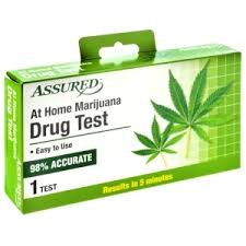 Assured At Home Marijuana Drug Test Kits