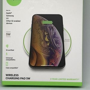 Studio by Belkin 5W Wireless Qi Charging Pad For iPhone and Android