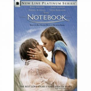 The Notebook (DVD, 2005)