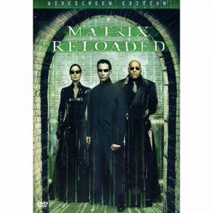 The Matrix Reloaded (DVD, 2003) Widescreen