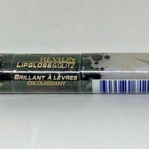 Revlon Lip Gloss & Glitz White Out 0.4 oz Dual Gloss & Shimmery Glitz