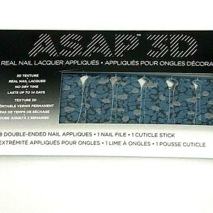 Formula X For Sephora ASAP 3D Real Nail Lacquer Appliques Nail Art 3224A