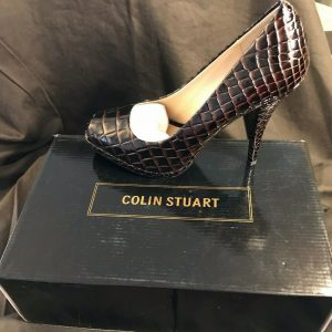 Colin Stuart (Victoria Secret) Size 9 | Croc Style | 4 in heels