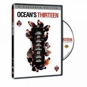 Oceans Thirteen (DVD, 2007, Widescreen)